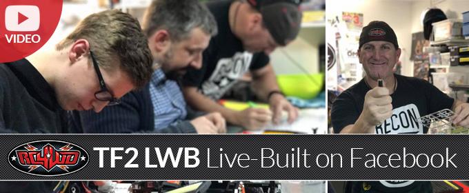 RC4WD Trialfinder 2 LWB - Live Built mit Brian Parker & Freunden