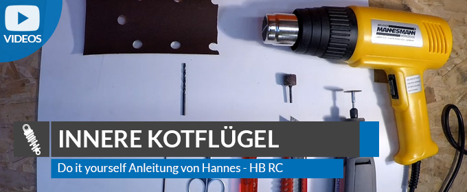 Do it yourself - Innere Kotfluegel