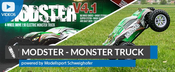 MODSTER-V4.1-Brushless-Monster-Truck