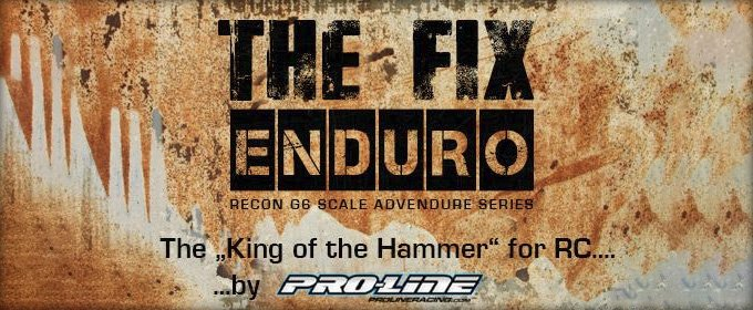 The Pro-Line Fix Enduro Europe 2017