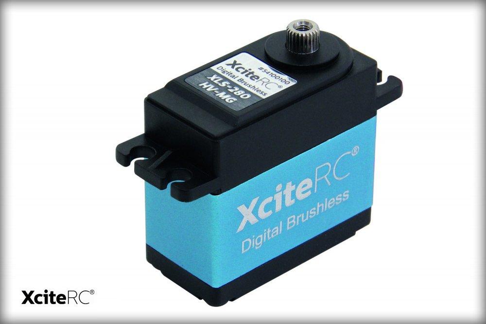 XciteRC Servo XLS-280 Brushless HV-MG