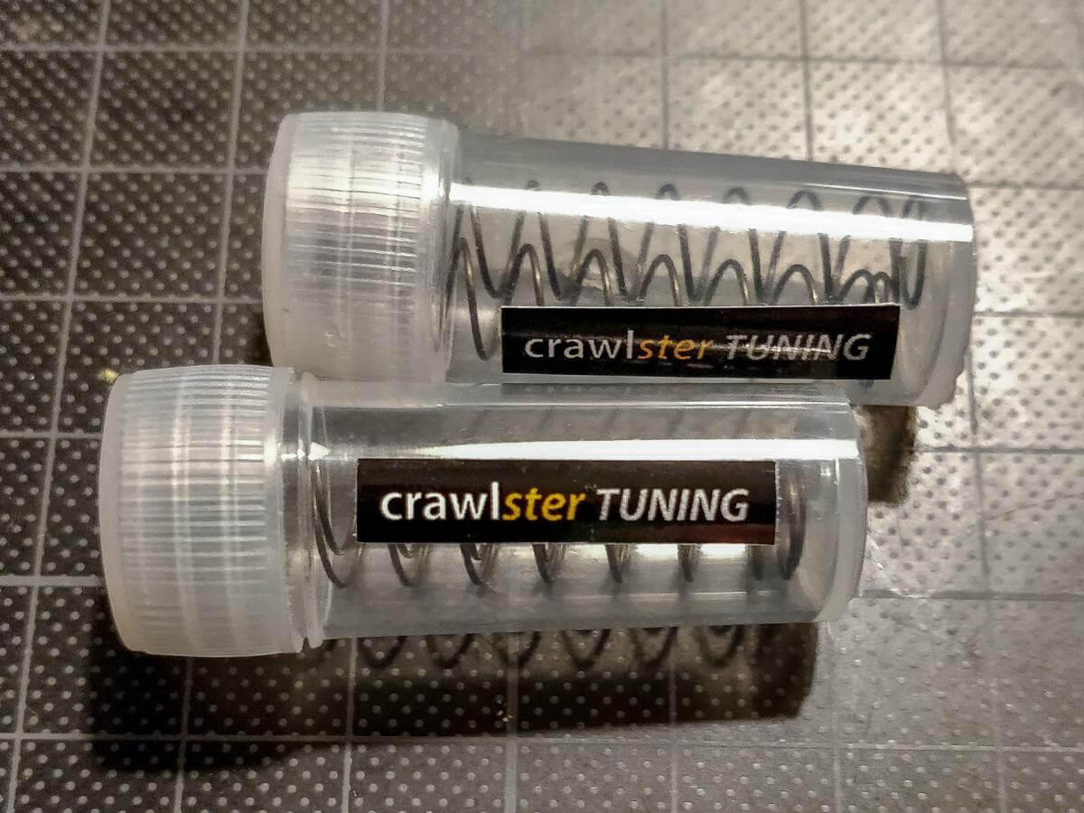 Tuningfedern von Crawlster
